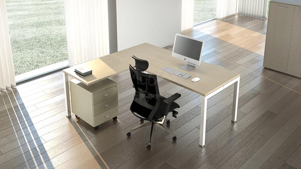 Scrivania Ufficio Professionale : Fun scrivania professionale acquista in myo s p a cancelleria