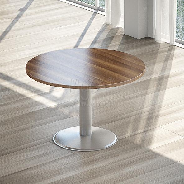 Tavolo tondo acquista in myo s p a cancelleria forniture - Dimensioni tavolo tondo 4 persone ...